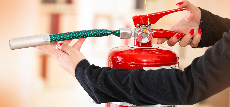 Cómo actuar ante un incendio en el hogar