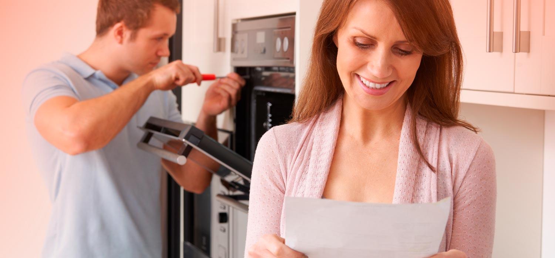 Los seguros de hogar que cubren electrodomésticos