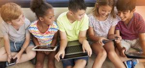Smartphones y Tablets: Cómo afectan el desarrollo de los niños